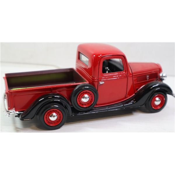 1937 FORD PICKUP 1:24 SCALE