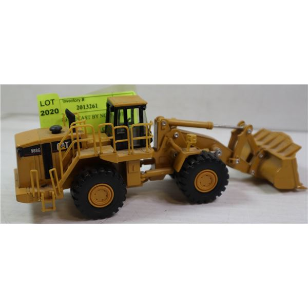 CAT 988G DIECAST BY NORSCOT GROUP