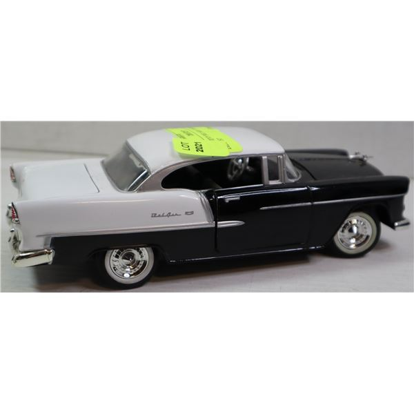1955 CHEVY BEL AIR 1:24 SCALE DIECAST