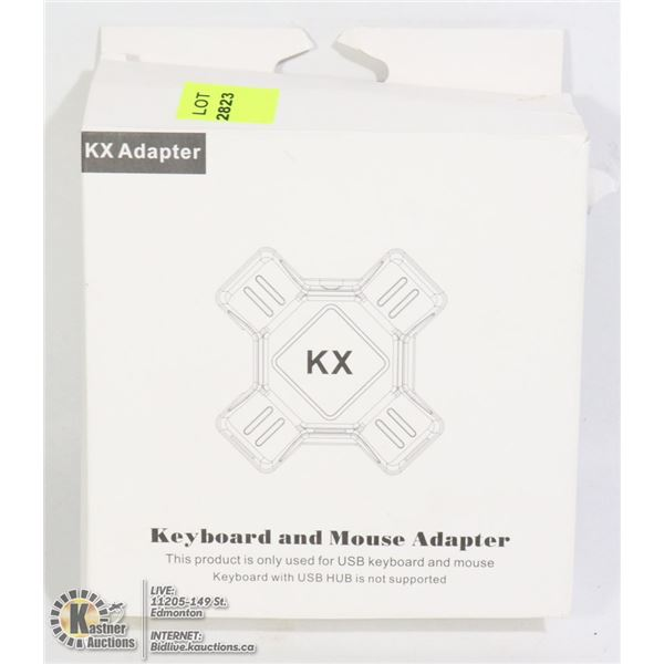 KEYBOARD AND MOUSE ADAPTER