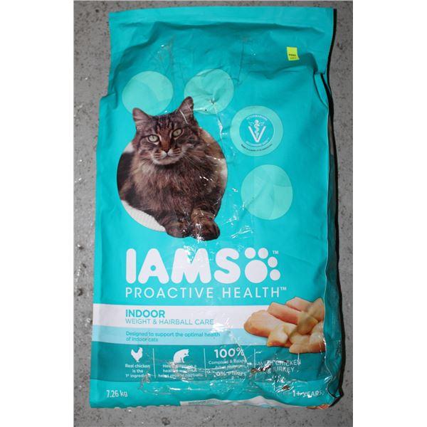 IAMS PROACTIVE HEALTH CAT FOOD 7.26KG