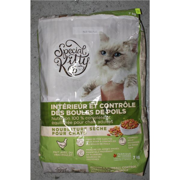 SPECIAL KITTY CAT FOOD 7KG