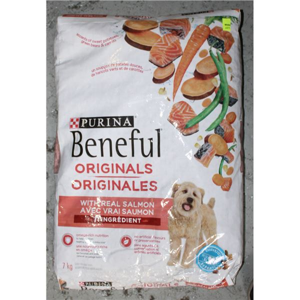 PURINA BENEFUL DOG FOOD 7KG