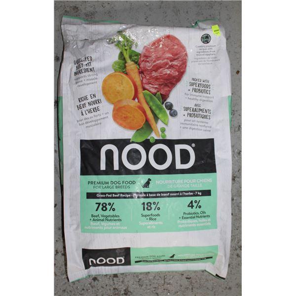 NOOD DOG FOOD 7KG