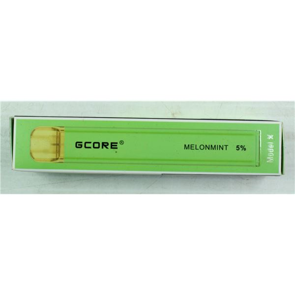 ONE G-CORE 1000 PUFFS E-CIG MELONMINT 5%