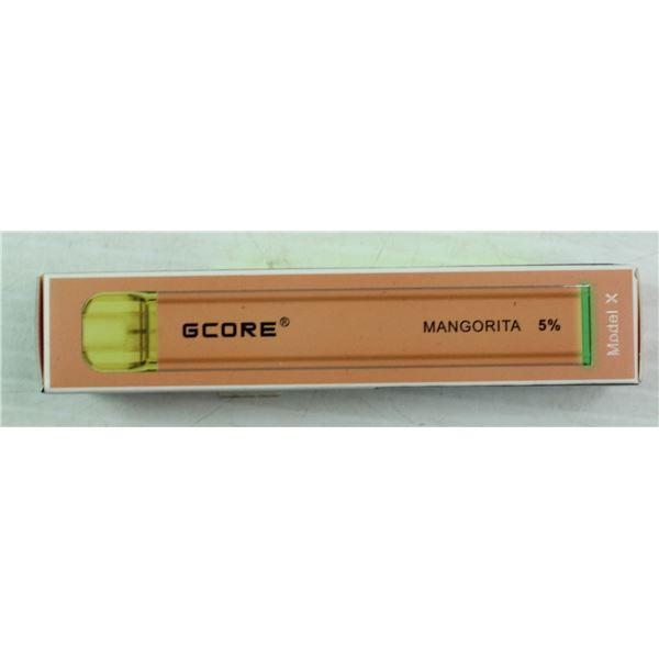 ONE G-CORE 1000 PUFFS E-CIG MANGORITA 5%