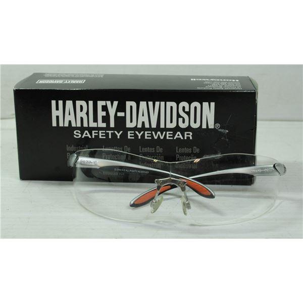 HARLEY DAVIDSON INDUSTRIAL SAFETY EYEWEAR