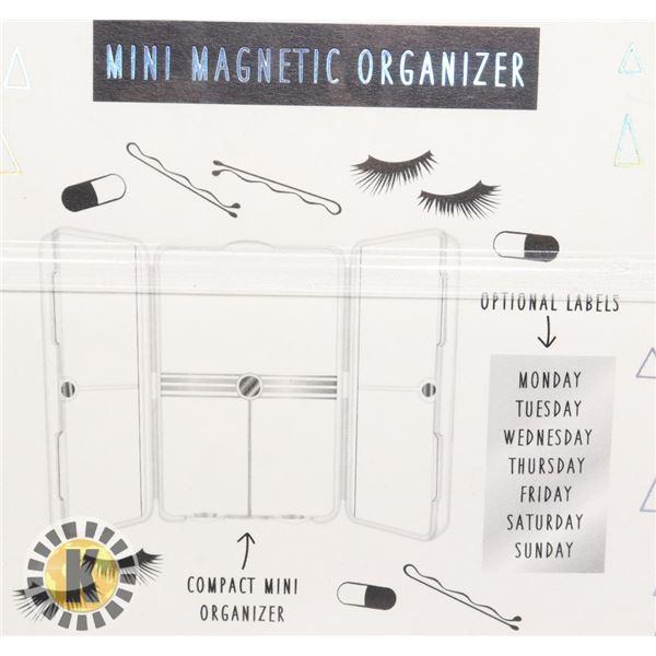 NEW MINI MAGNETIC ORGANIZER ORGANIZATION FOR EARRI