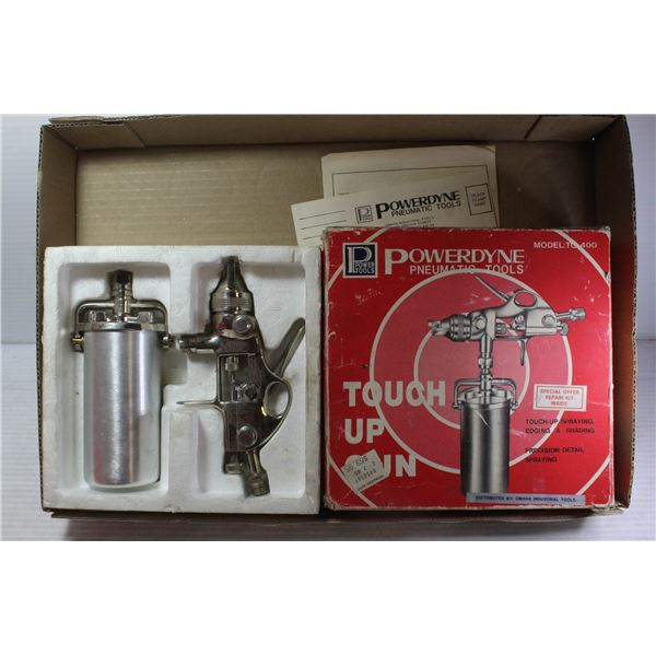 VINTAGE POWERTOOLS TOUCH UP