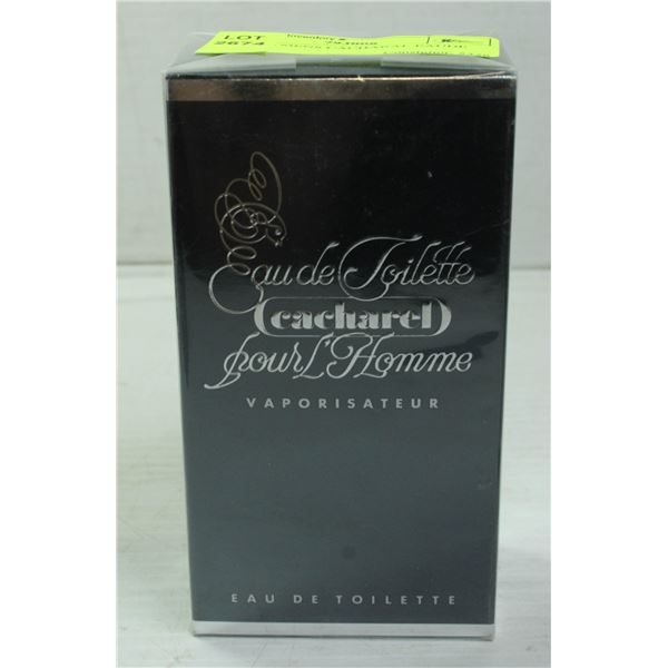 SEALED MENS CACHARAL EAUDE