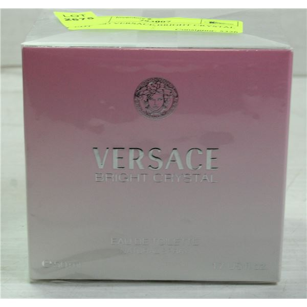 SEALED VERSACE BRIGHT CRYSTAL EDT