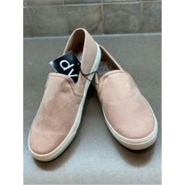 DV FAUX SUEDE CASUAL LOAFERS SIZE 11 RETAIL $25