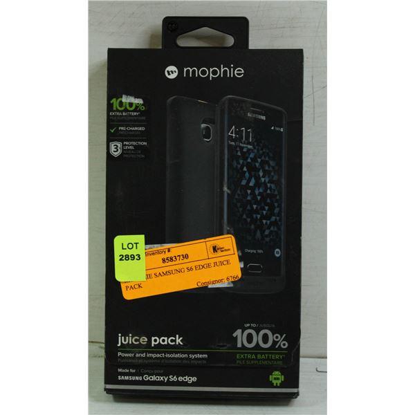 MORPHIE SAMSUNG S6 EDGE JUICE PACK