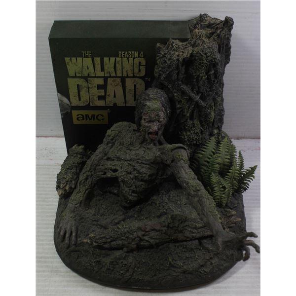 THE WALKING DEAD COLLECTIBLE DVD SET SEASON 4