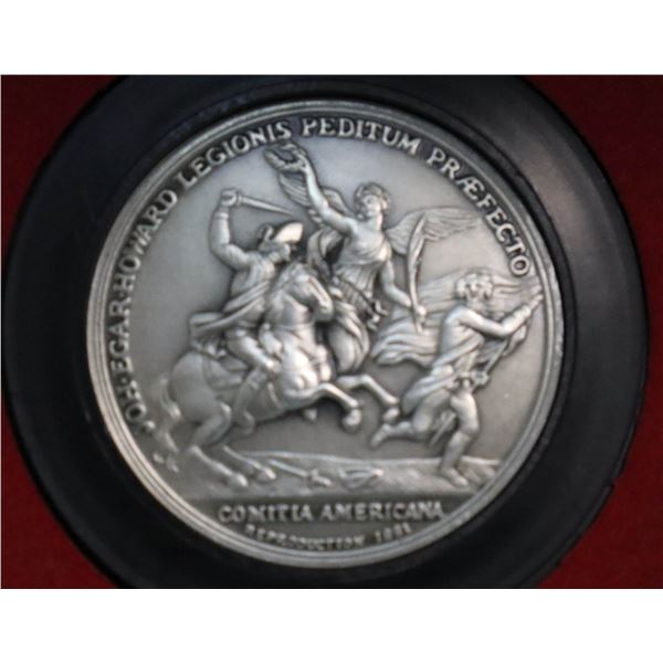 CASED US MINT AMERICA'S FIRST METAL SERIES