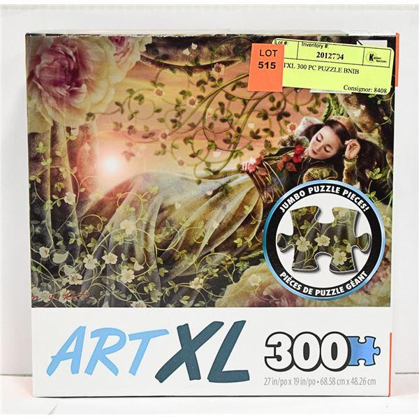 NEW ARTXL 300 PC PUZZLE