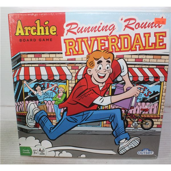 ARCHIE BOARD GAME (NEW)