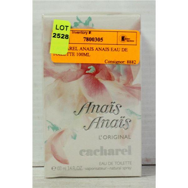 CACHAREL ANAIS ANAIS EAU DE TOILETTE 100ML