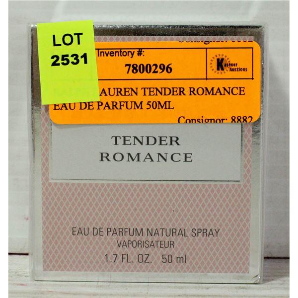 RALPH LAUREN TENDER ROMANCE EAU DE PARFUM 50ML