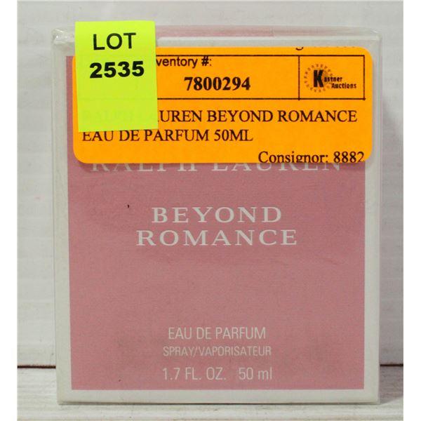 RALPH LAUREN BEYOND ROMANCE EAU DE PARFUM 50ML