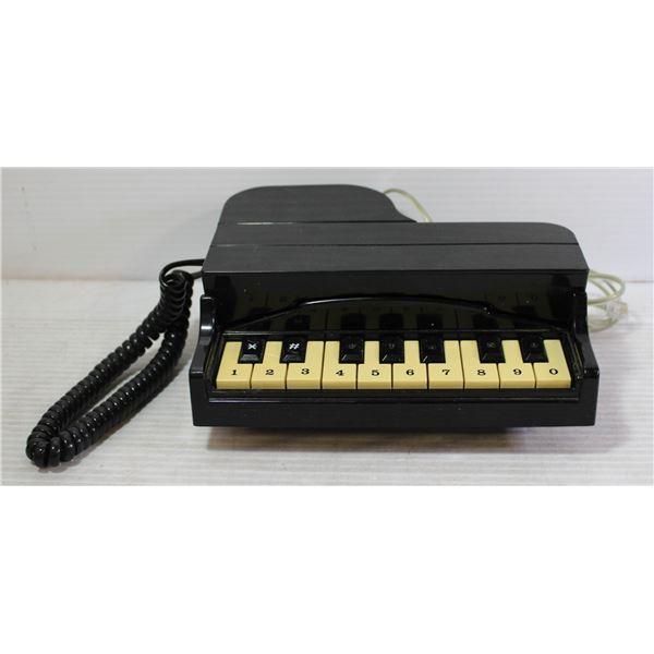 VINTAGE 1980'S GRAND PIANO PHONE
