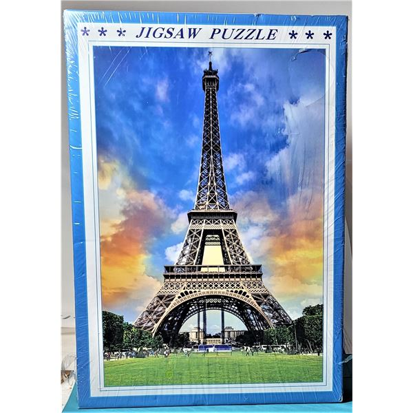 23)  FACTORY SEALED 1000 PCE PUZZLE OF
