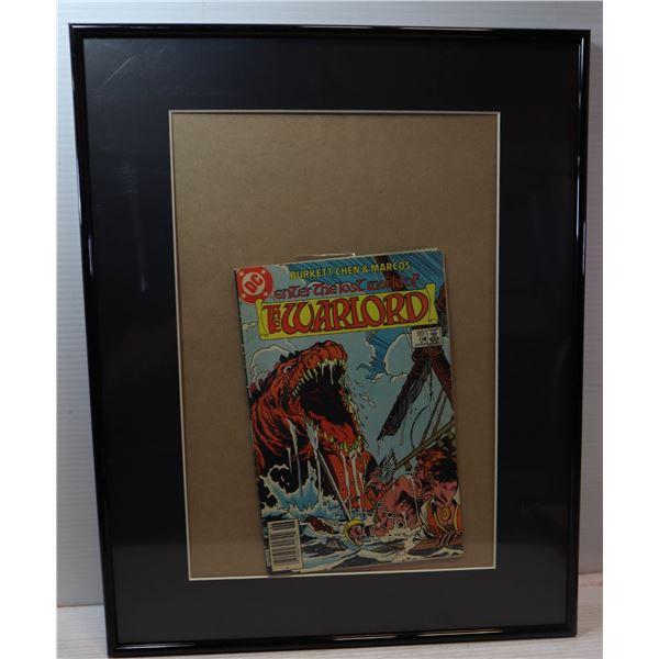 THE WARLORD DC COMICS