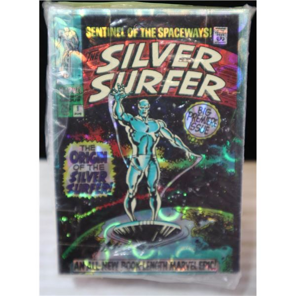 1992 SILVER SURFER MARVEL COLLECTOR CARDS