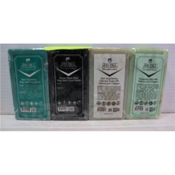 SECRET CBD INFUSED SOAP
