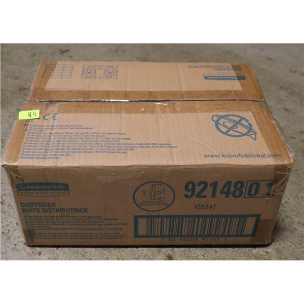 NEW KIMBERLY CLARK HANDSFREE SOAP DISPENSER 92148