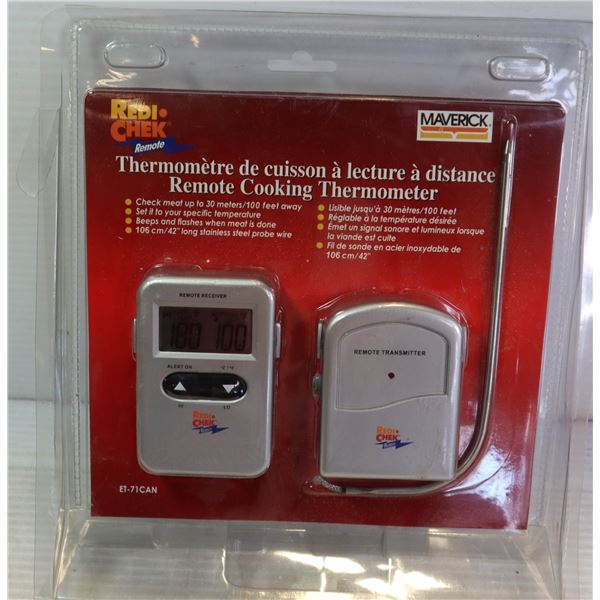 REMOTE COOKING THERMOMETER