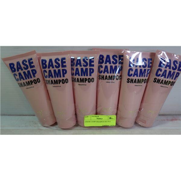 6 BASE CAMP SHAMPOO BY PYT