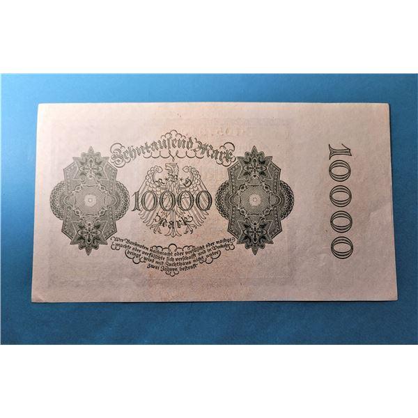 10) 1922 BERLIN GERMANY 1000 MARK NOTE