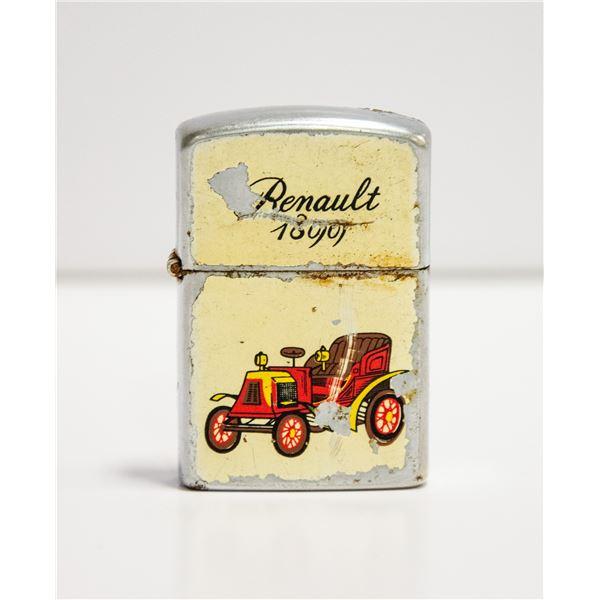 PENGUINE 1957 LIGHTER 11899 RENAULT CAR COVER