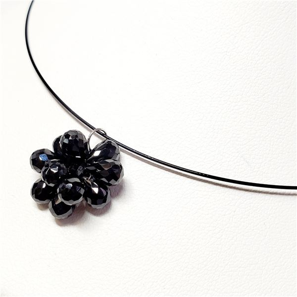 TN188-7  SPINAL  NECKLACE