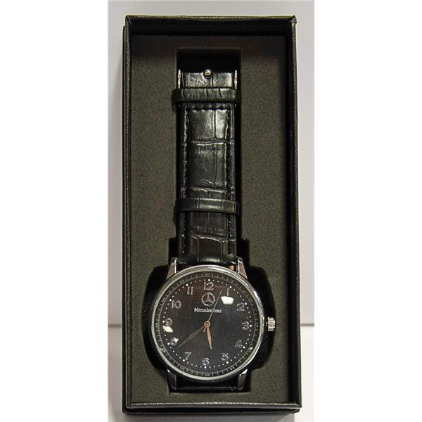 """NEW MERCEDES BENZ """"LIMITED EDITION"""" MENS WATCH"""