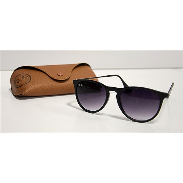 GENUINE RAY-BAN LADIES SUNGLASSES IN RAY-BAN CASE