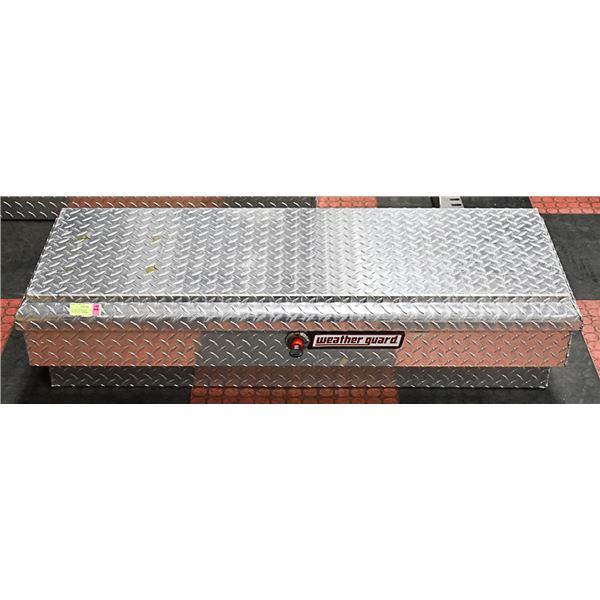 ALUMINUM WEATHER GUARD TRUCK BOX - SIDE BOX