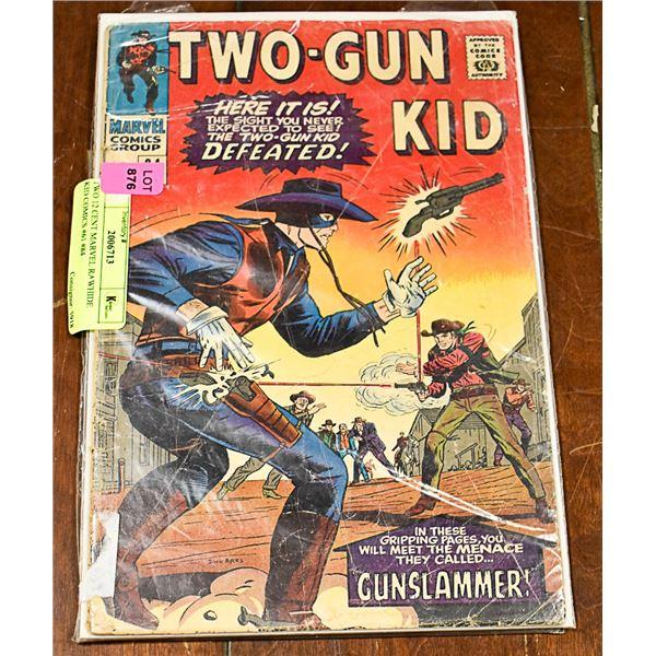TWO 12 CENT MARVEL RAWHIDE KID COMICS #61 #84