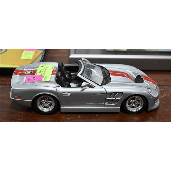 1/18 SCALE DIECAST 1999 SHELBY SERIES 1