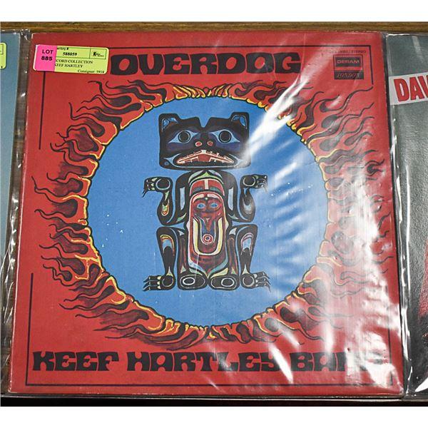 ESTATE RECORD COLLECTION VINYL LP KEEF HARTLEY