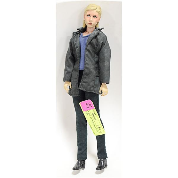 12 IN BUFFY THE VAMPIRE SLAYER FIGURE LOOSE