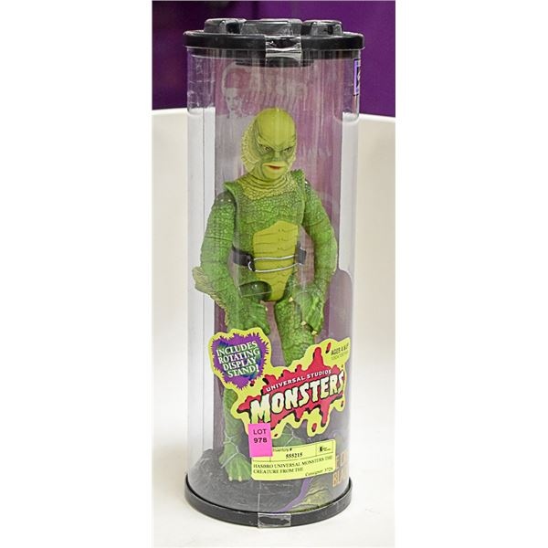 HASBRO UNIVERSAL MONSTERS THE CREATURE FROM THE