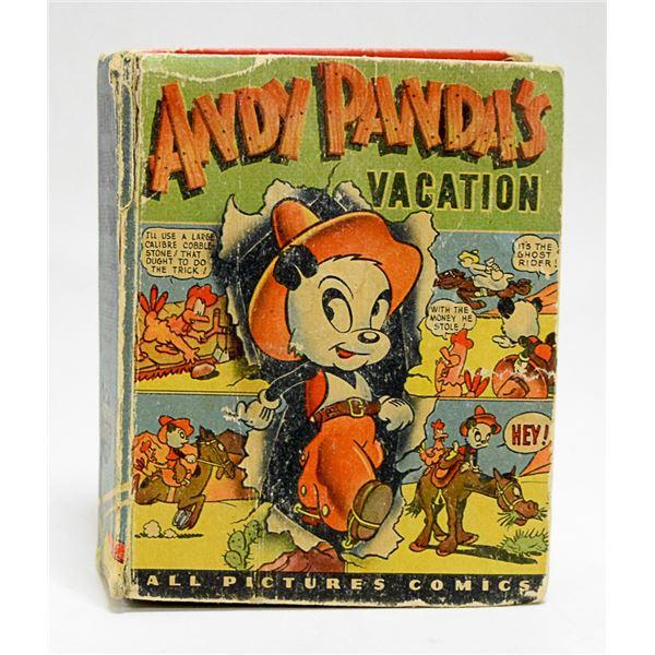 1940S ANDY PANDA BIG LITTLE BOOK COMIC