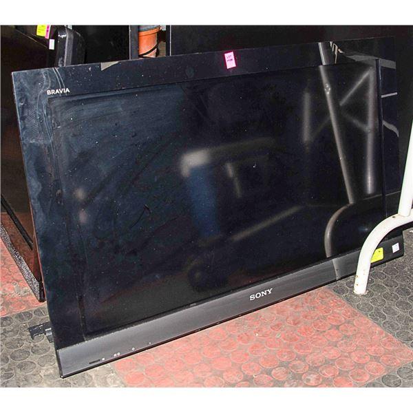 SONY BRAVIA TV W/BRACKET MODEL KDL-32EX400-34B-13