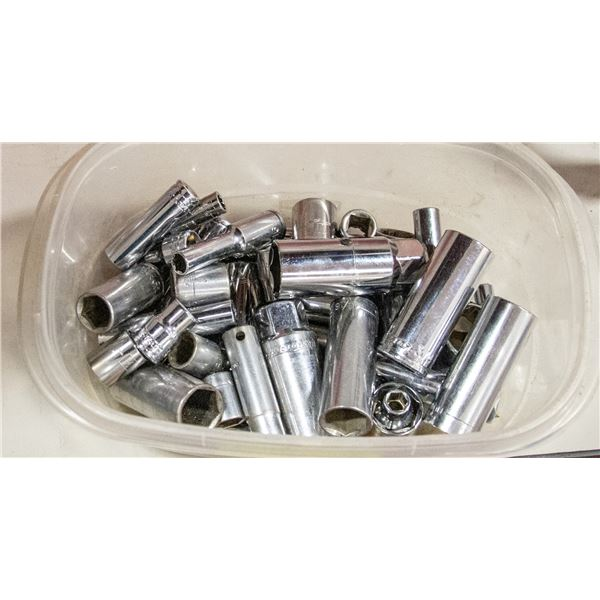 IMPERIAL SOCKETS 57 VARIOUS SIZES