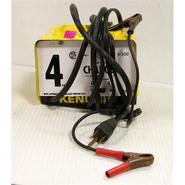 KENGRIP BATTERY CHARGER