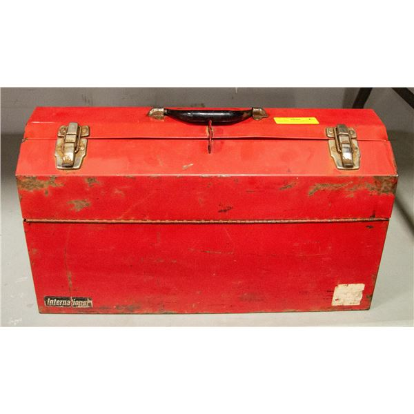 TOOL BOX - CANTILEVER STYLE - USED