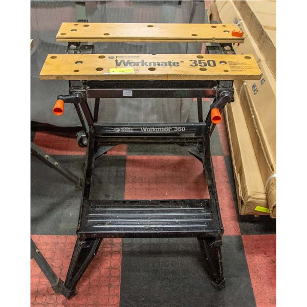 BLACK AND DECKER 350 WORKMATE