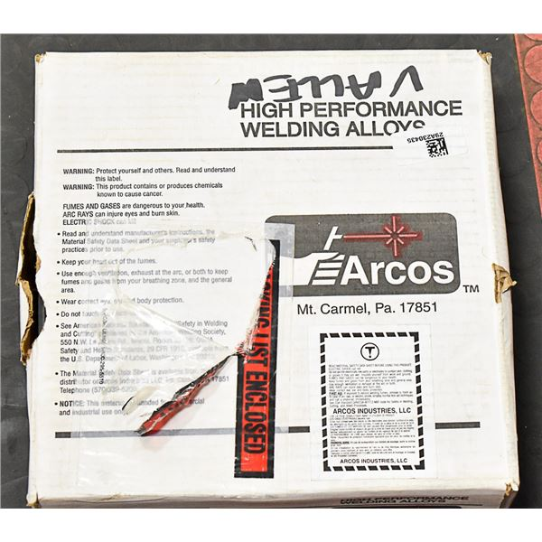 """LARGE 30LBS ROLL OF ARCOS .035"""" WELDING WIRE"""